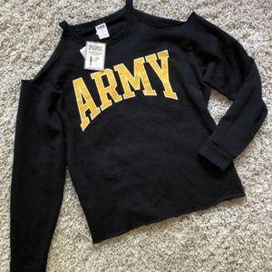 Victoria's Secret US ARMY black size xs